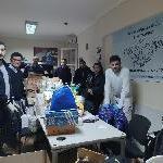 Ολοκληρώθηκε η τρίτη αποστολή φαρμάκων στην Χιμάρα